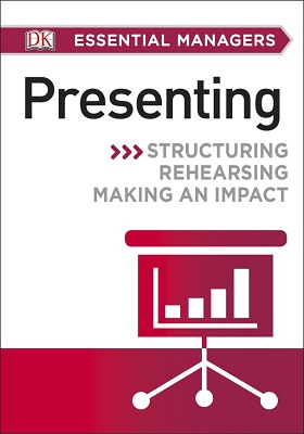 book cover for Presenting / written by Aileen Pincus