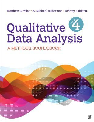 Qualitative data analysis: a methods sourcebook by Matthew B. Miles, A. Michael Huberman, and Johnny Saldaña