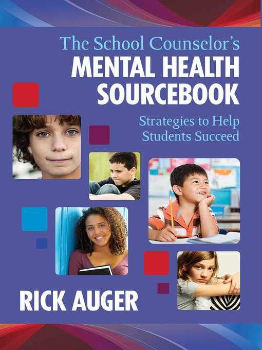 The School Counselor?s Mental Health Sourcebook cover