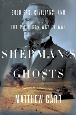 Book cover for Sherman's Ghosts