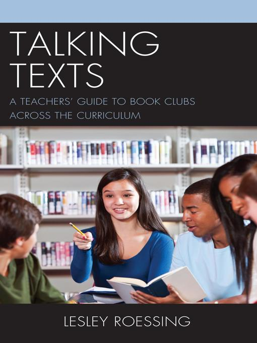 Talking Texts book cover