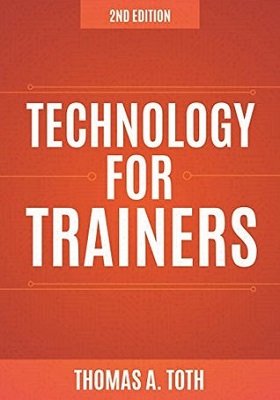 Book cover for Technology for trainers