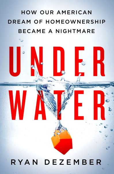 Underwater book cover
