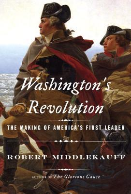 Book cover for Washington's Revolution